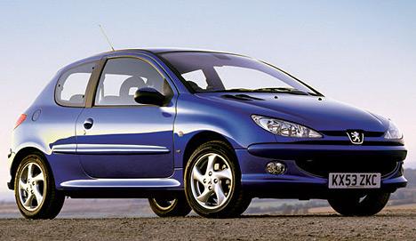Новым направлением в дизайне французской компании стал красавец Peugeot 206. Успех модели превзошёл все ожидания — за время его производства было продано более пяти миллионов автомобилей.