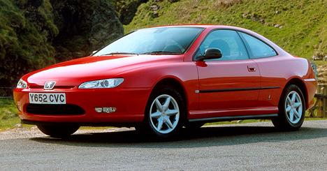 Peugeot 406 с кузовом работы известного ателье Pininfarina — один из самых стильных автомобилей 90-х.
